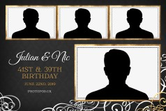 Example Templates for our Photobooths