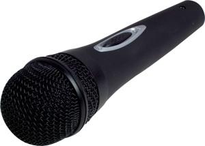 Sound - Wired microphone