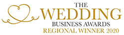 The Wedding Business Awards - Regional Winner