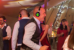 Silent Disco Hire Packages